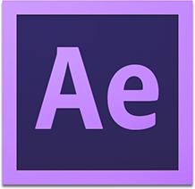 主要取扱ソフトウェア「After Effects」のロゴ