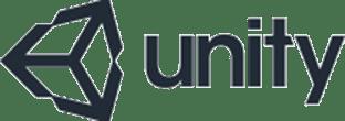 主要取扱ソフトウェア「unity」のロゴ